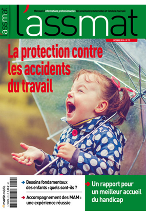 n°172 octobre 2018 - Protection contre accidents du travail